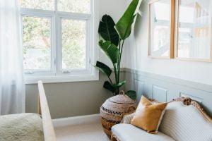 Kyal & Kara: Casement Windows and highlight windows in Pearl White