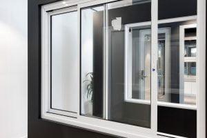 Ascend sliding window in Pearl White