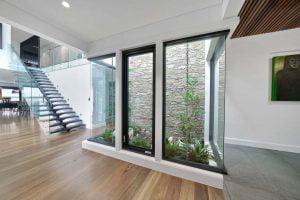 Paragon 90 degree corner join window and casement window