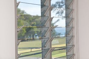 Paragon louvre windows