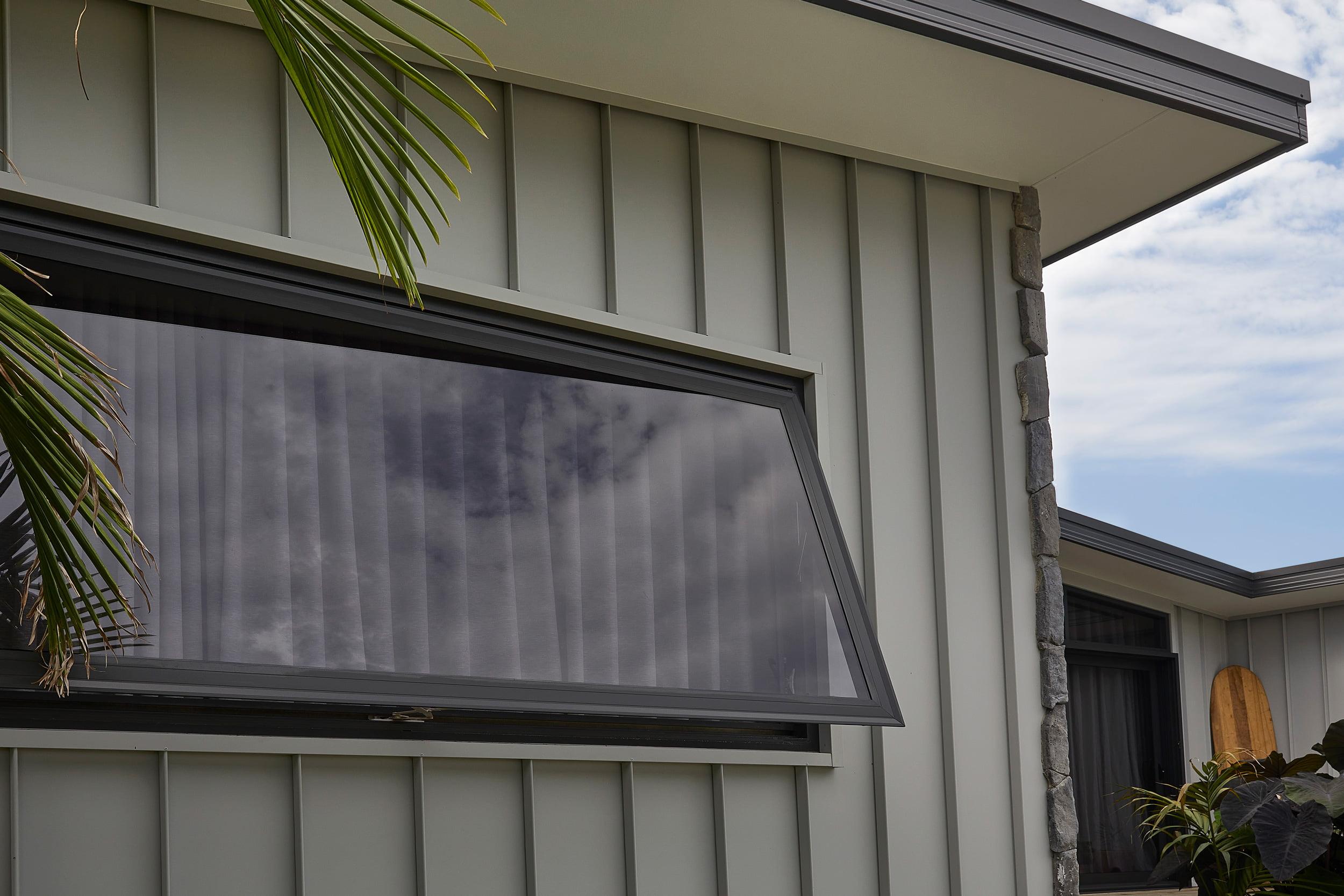 Paragon awning window in Monument Matt