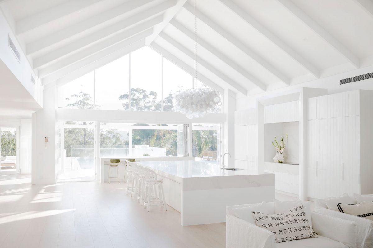 Paragon rake windows and bi-fold doors