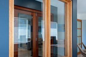Natura timber casement window
