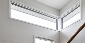 Horizon fixed windows