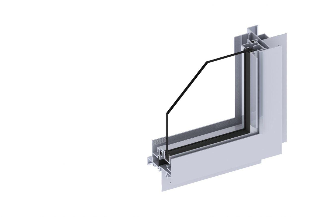 Horizon sliding window section