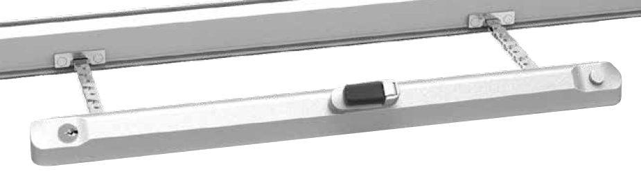 Doric Lockable Twin Chainwinder