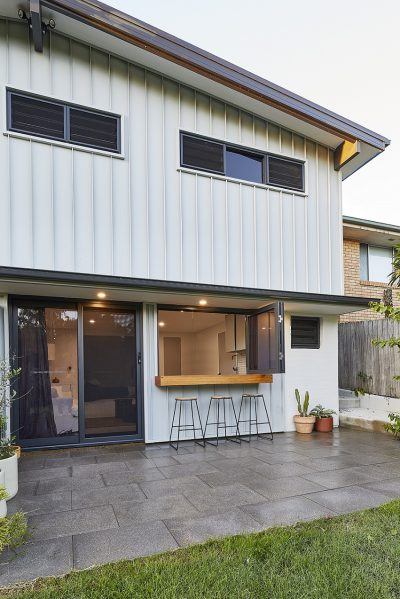Coffs To Cali renovation with Wideline