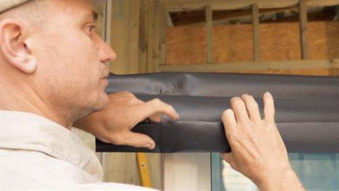 Wideline sliding window installation video