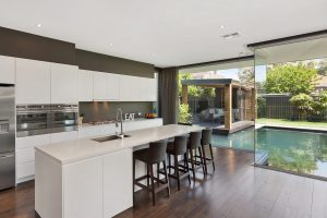 Floor to ceiling Paragon fixed windows