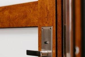 Gainsborough Omni Allure entry door hardware