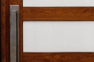 Gainsborough Omni Allure entry door pull handle